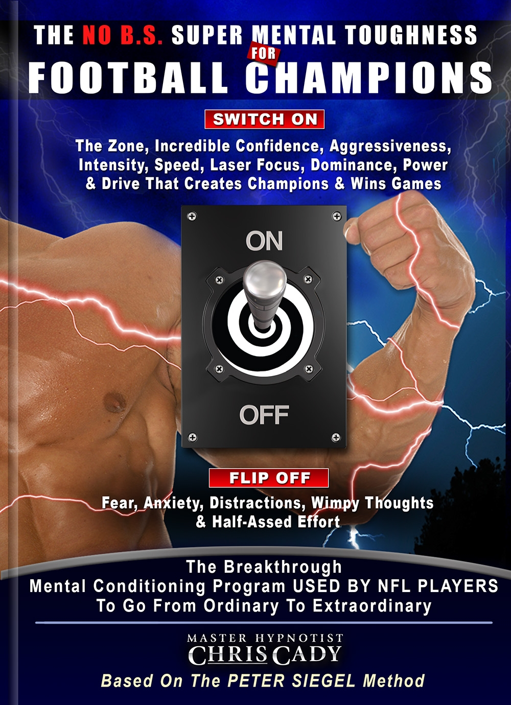 football mental toughness cover mental game training confidence